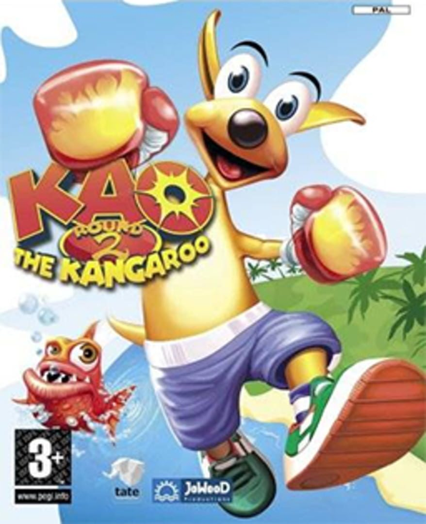 buy Kao the Kangaroo Round 2 cd key for all platform