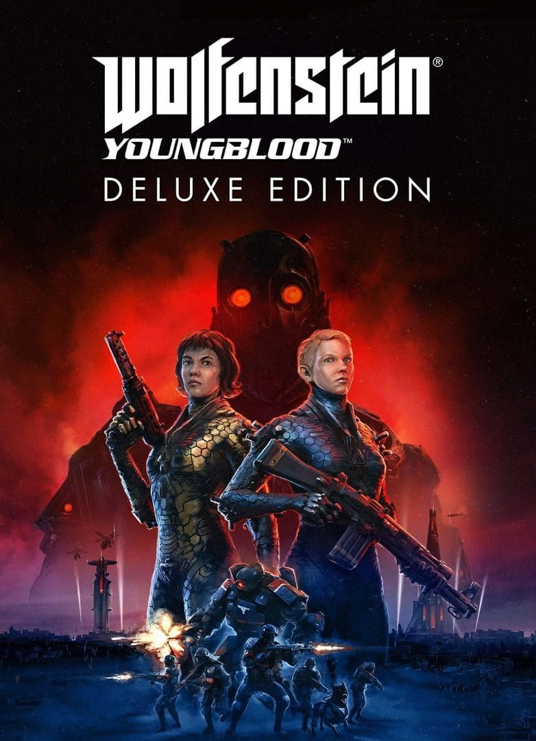 buy Wolfenstein: Youngblood Deluxe Edition cd key for all platform