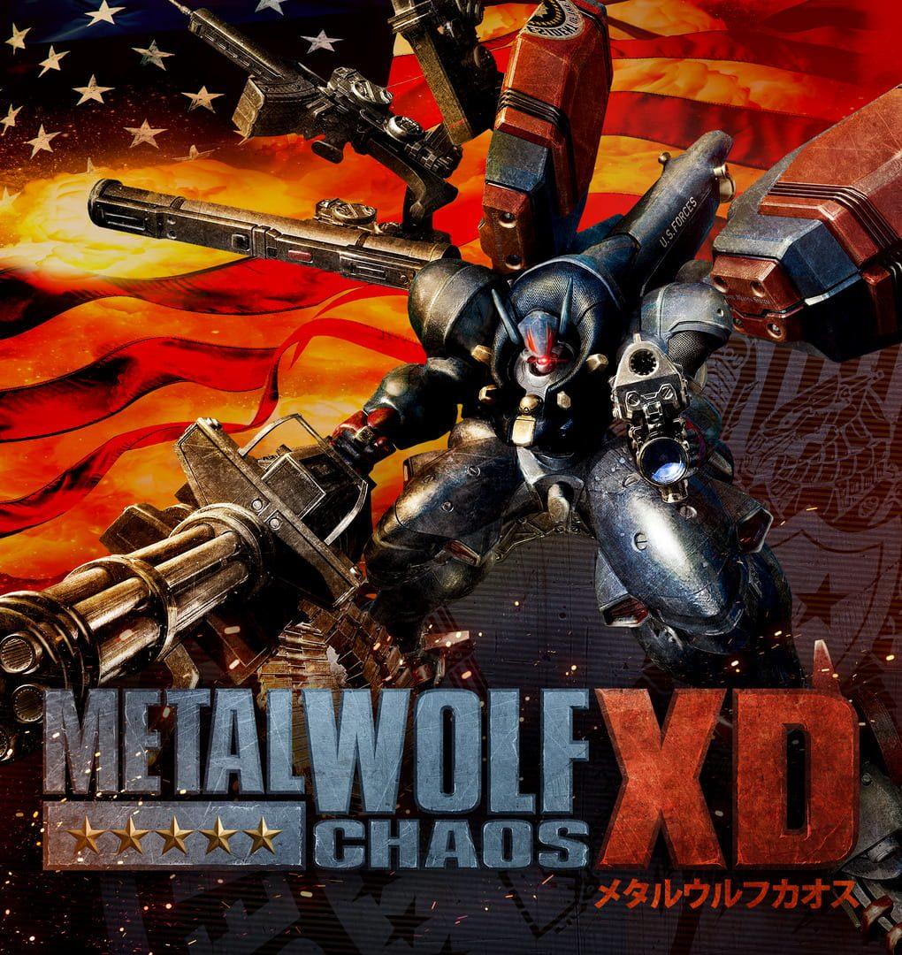 buy Metal Wolf Chaos XD cd key for all platform
