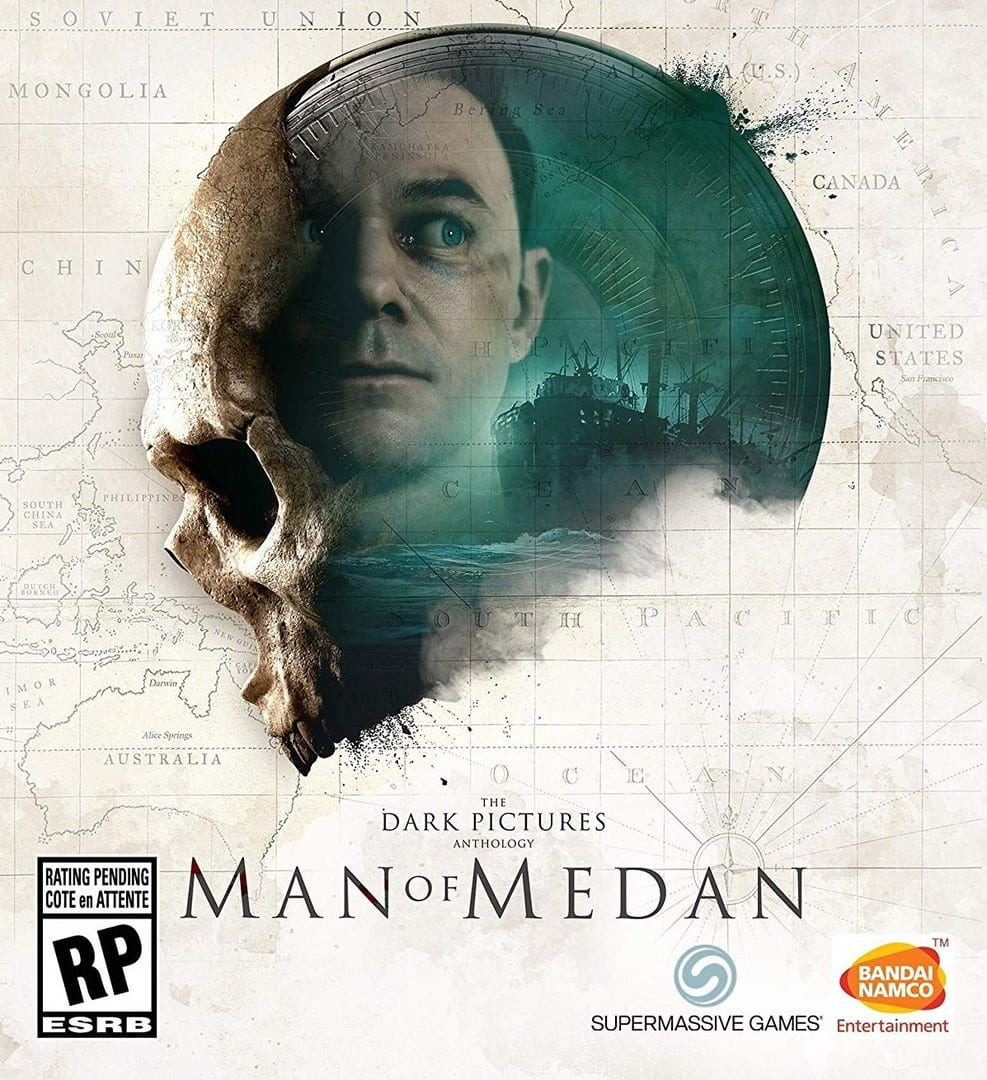 buy The Dark Pictures: Man of Medan cd key for all platform