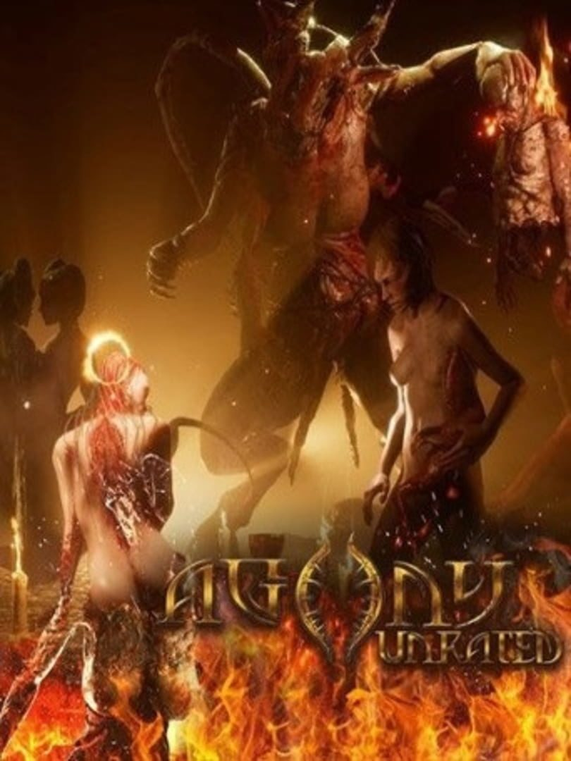 buy Agony Unrated cd key for all platform