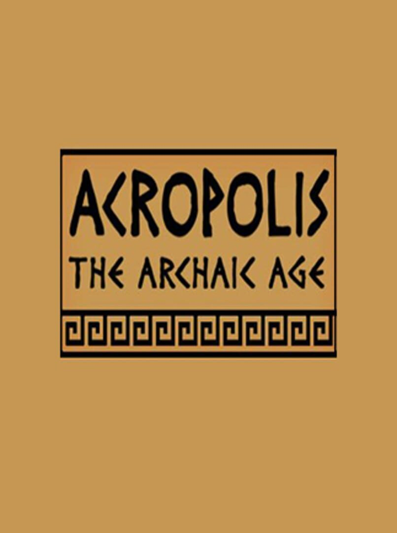 buy Acropolis: The Archaic Age cd key for all platform