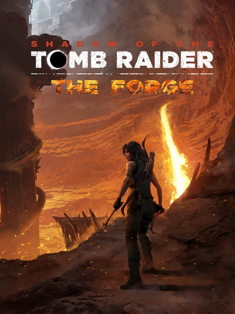 buy Shadow of the Tomb Raider - The Forge cd key for pc platform