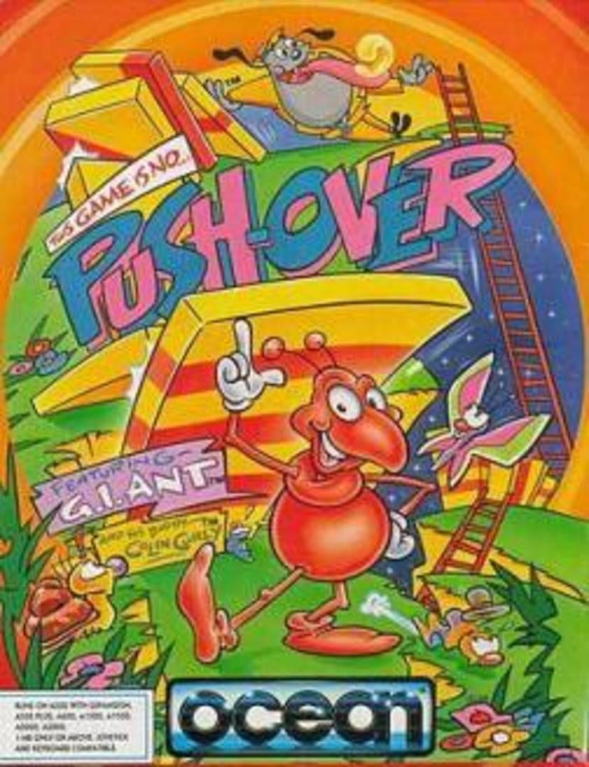 buy Pushover cd key for all platform