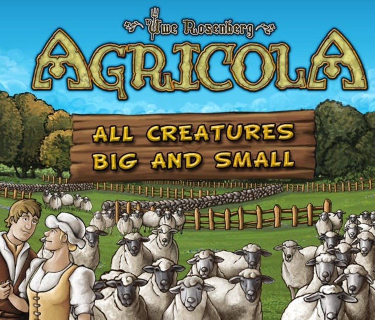 buy Agricola: All Creatures Big and Small cd key for all platform