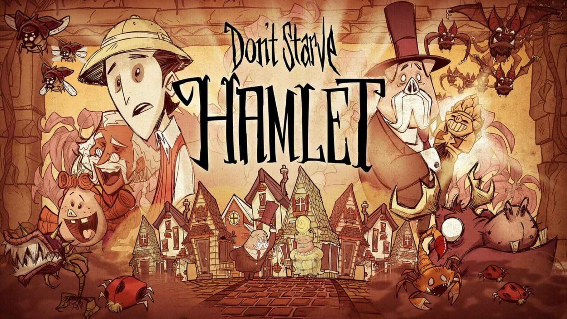 buy Don't Starve: Hamlet cd key for all platform