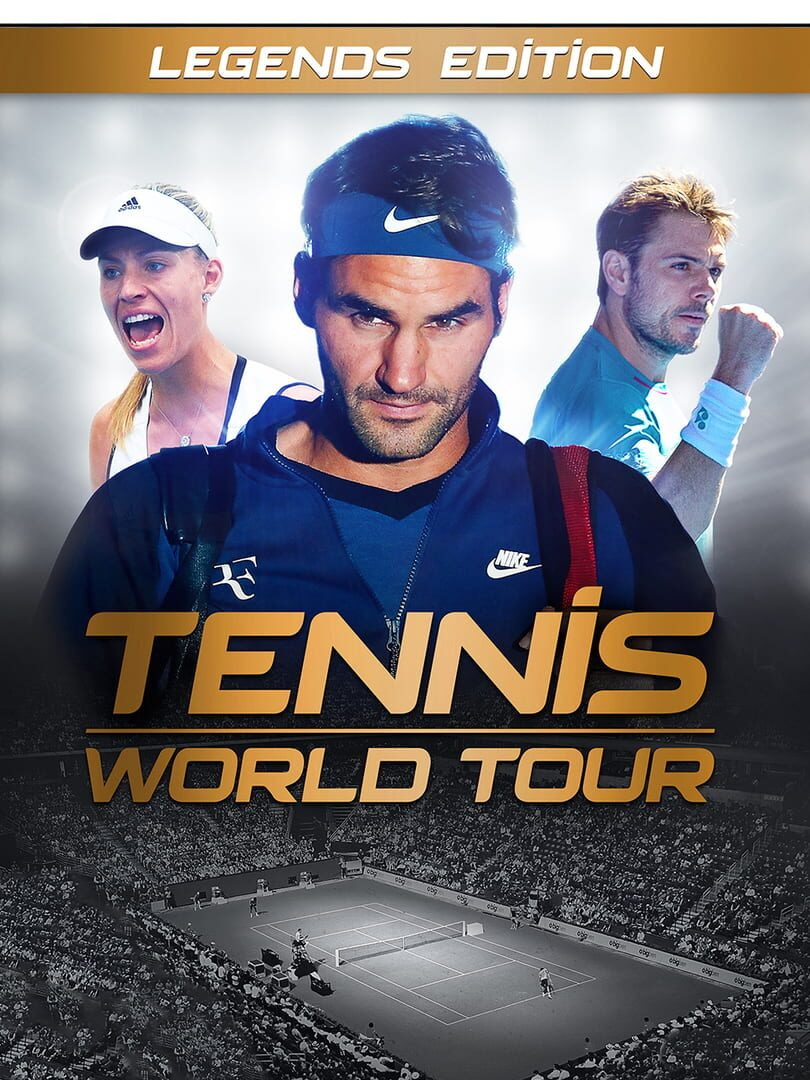 buy Tennis World Tour: Legends Edition cd key for xbox platform