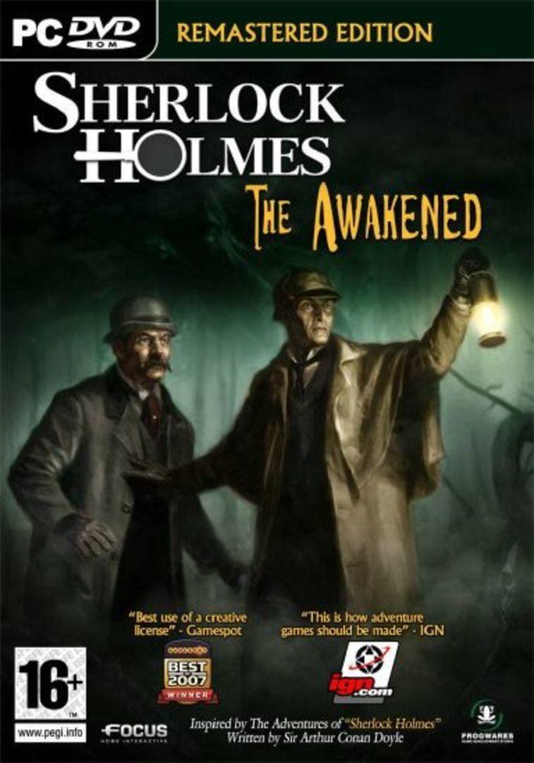 buy Sherlock Holmes: The Awakened - Remastered Edition cd key for all platform