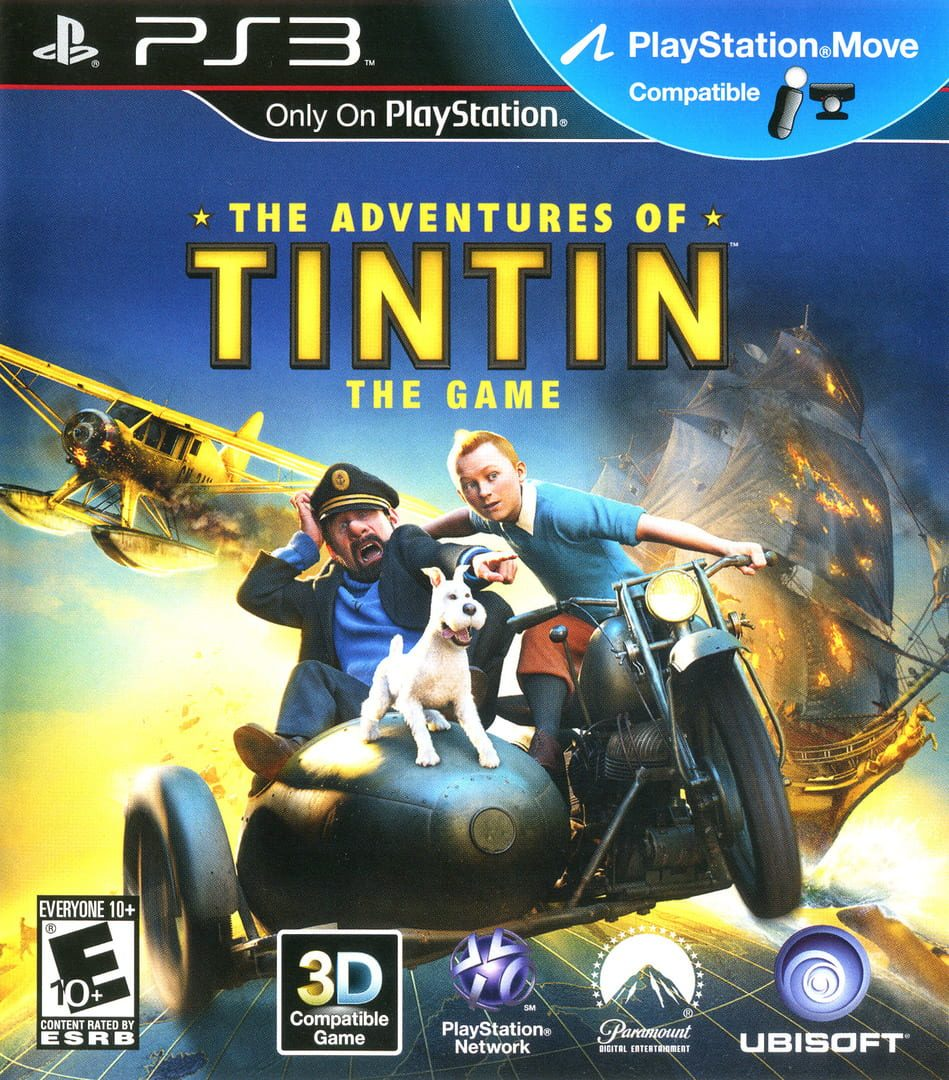 buy The Adventures of Tintin: The Game cd key for all platform