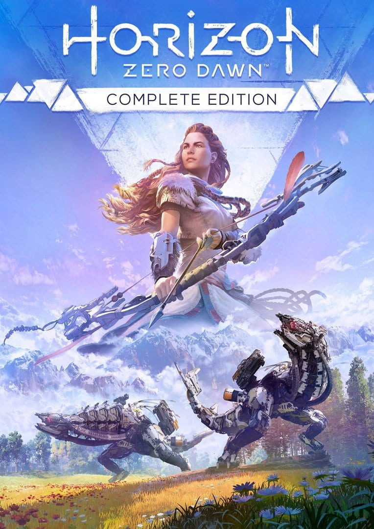 buy Horizon: Zero Dawn Complete Edition cd key for all platform