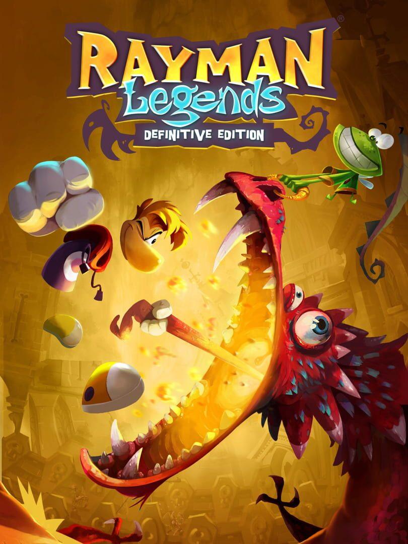 buy Rayman Legends: Definitive Edition cd key for all platform