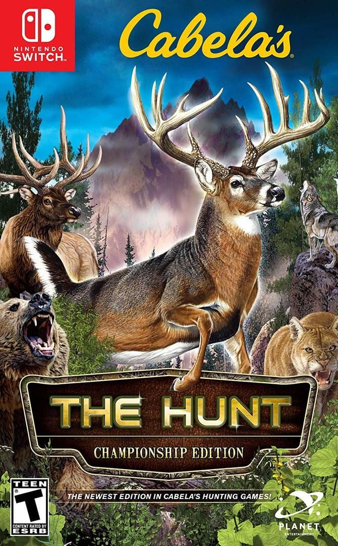 buy Cabela's: The Hunt - Championship Edition cd key for all platform