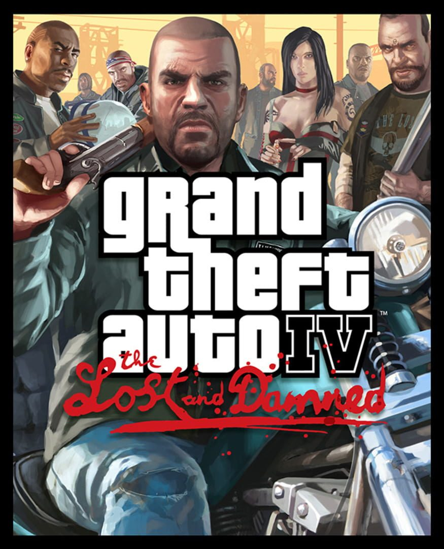 buy Grand Theft Auto IV: The Lost and Damned cd key for all platform