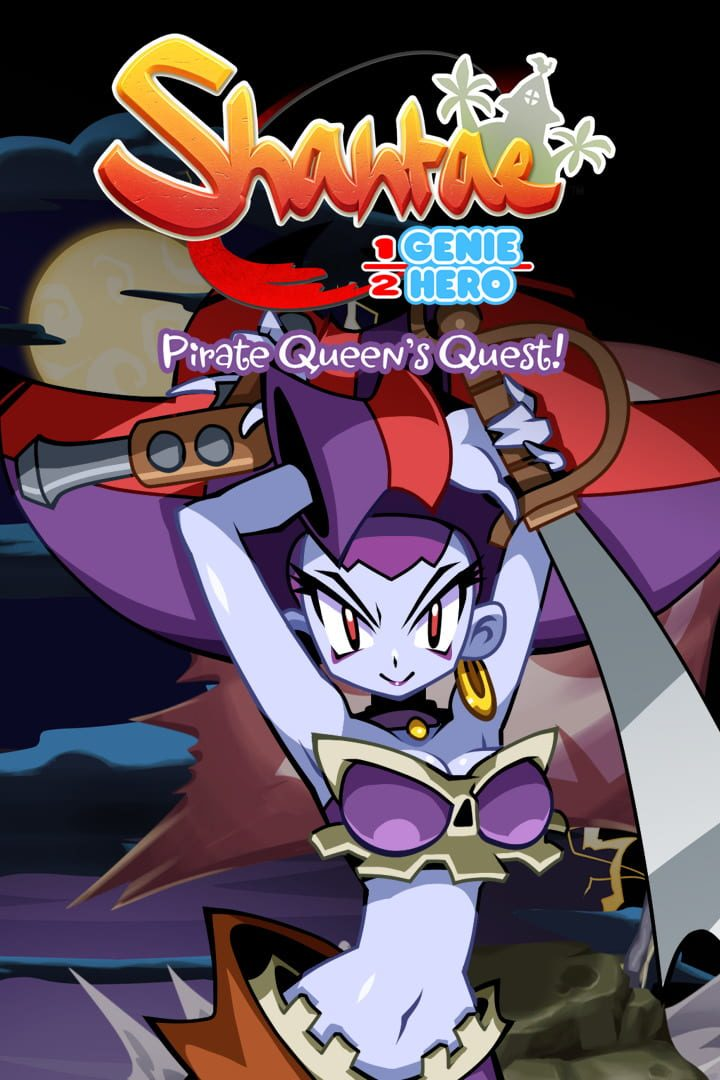 buy Shantae: Half-Genie Hero - Pirate Queen's Quest cd key for all platform