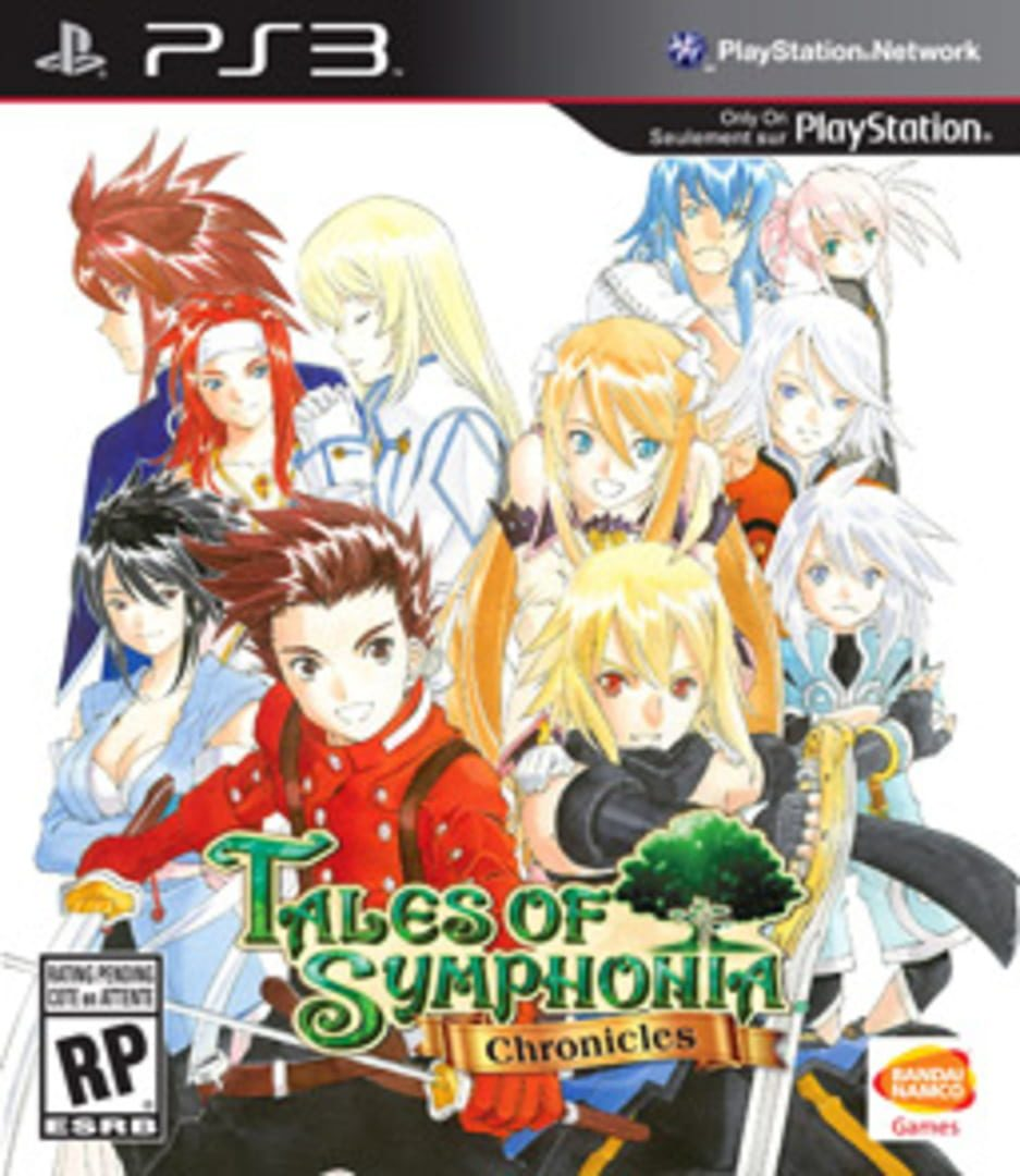 buy Tales of Symphonia Chronicles cd key for all platform