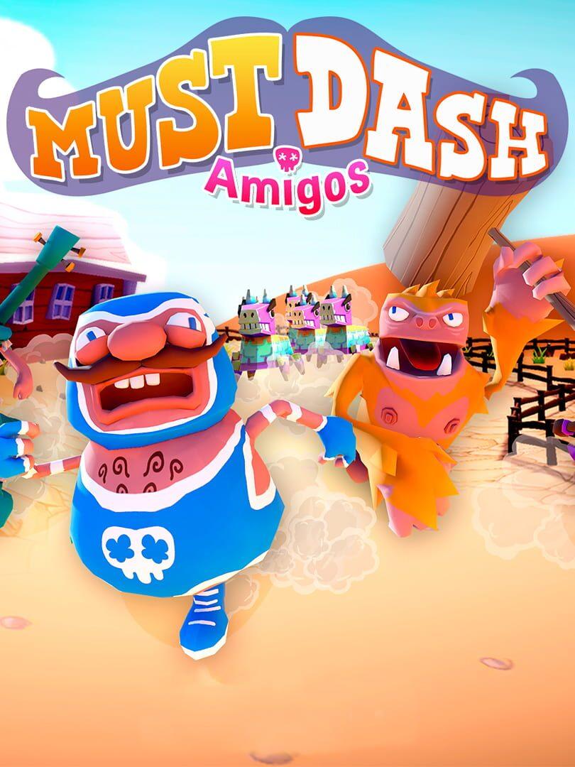 buy Must Dash Amigos cd key for all platform