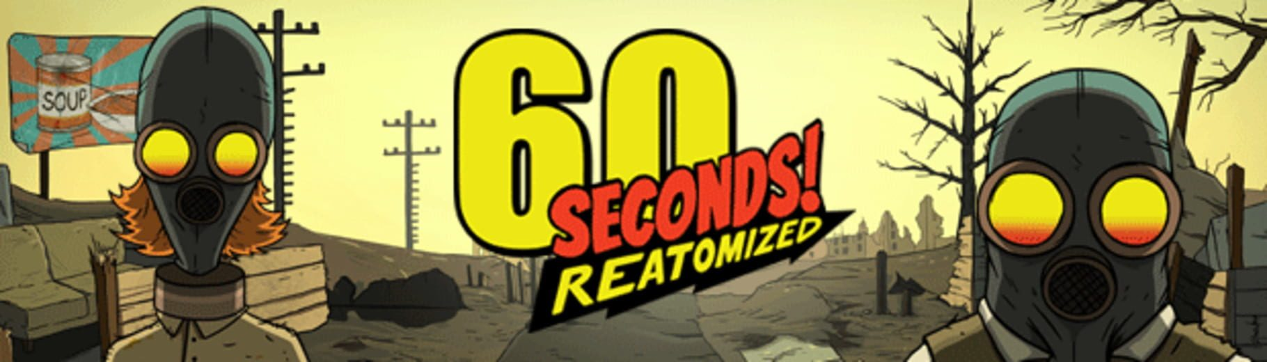 buy 60 Seconds! Reatomized cd key for all platform