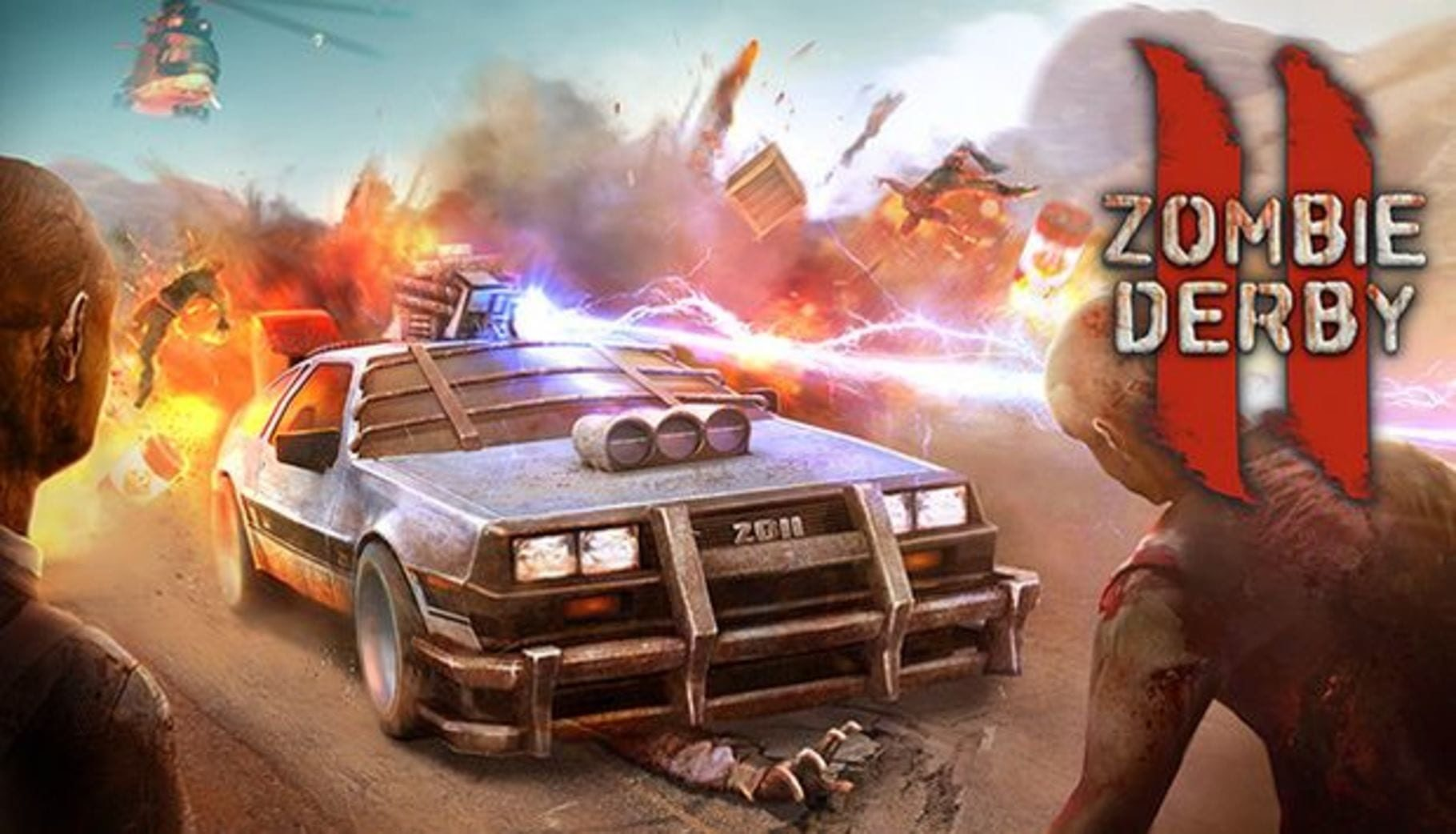 buy Zombie Derby cd key for all platform