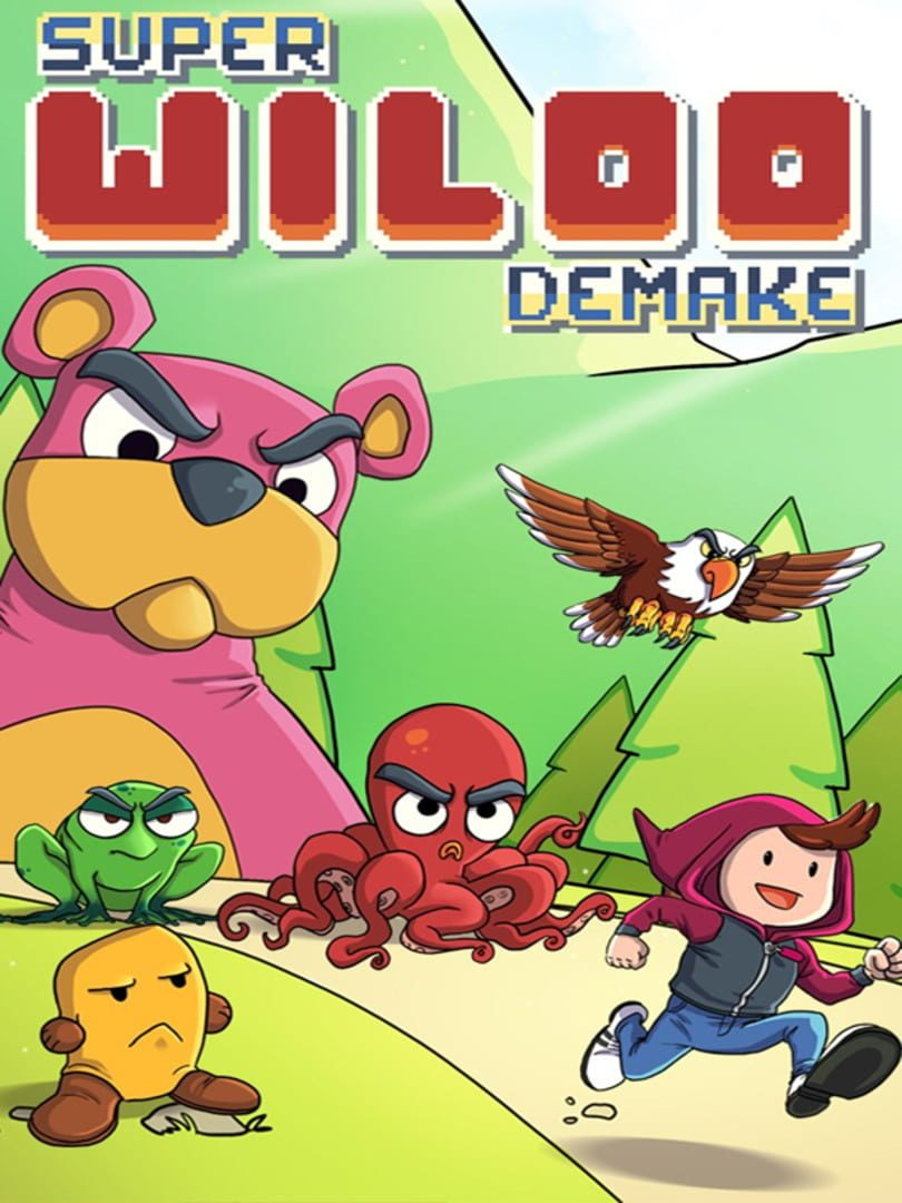 buy Super Wiloo Demake cd key for all platform