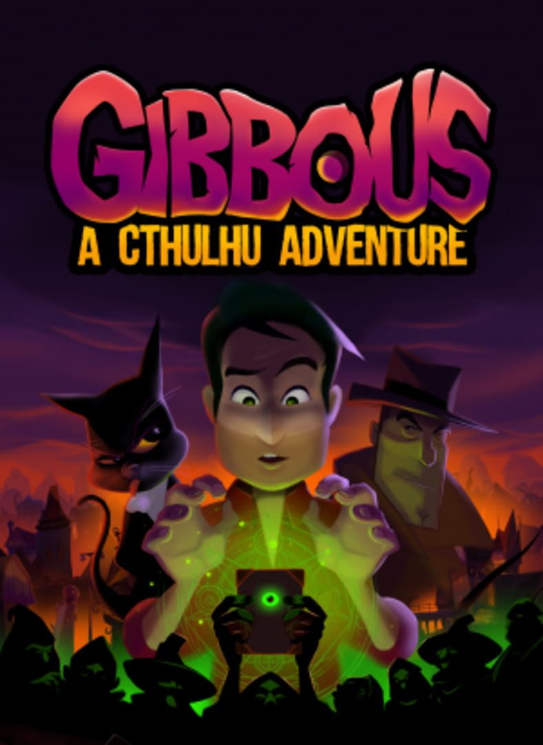 buy Gibbous - A Cthulhu Adventure cd key for all platform