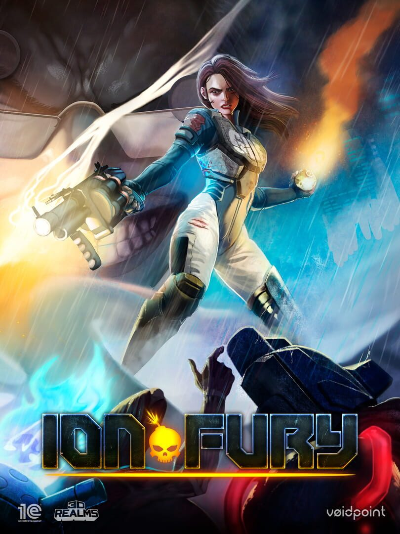 buy Ion Fury cd key for all platform