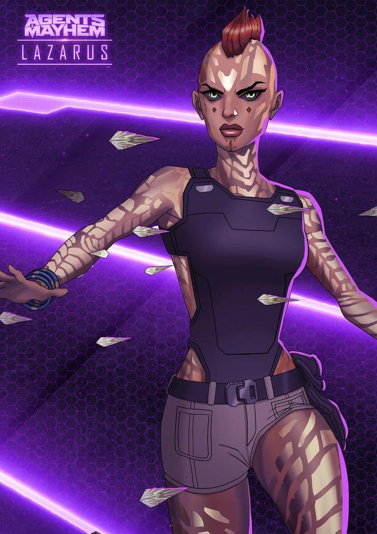 buy Agents of Mayhem: Lazarus cd key for all platform
