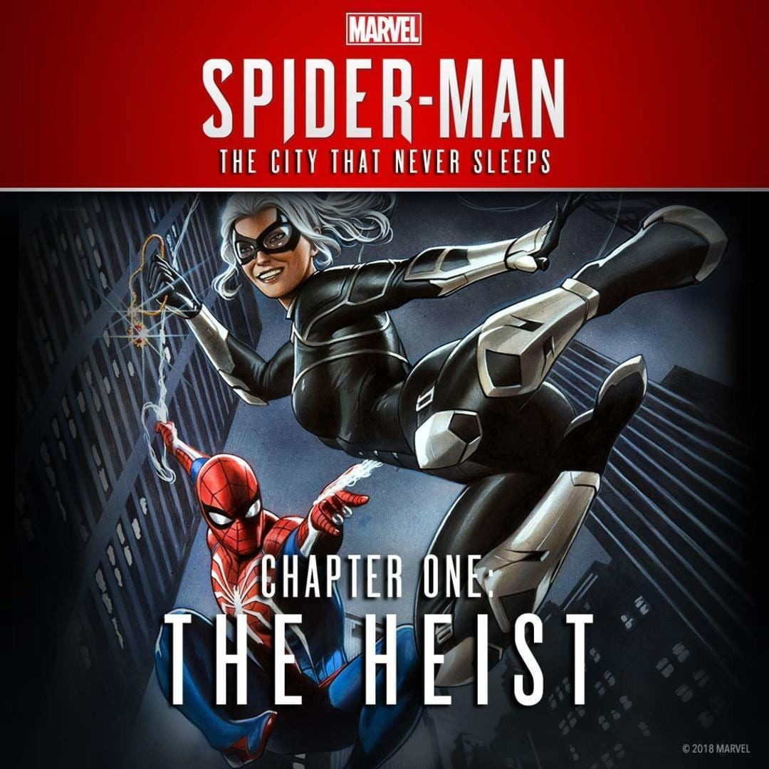 buy Marvel's Spider-Man: The Heist cd key for all platform