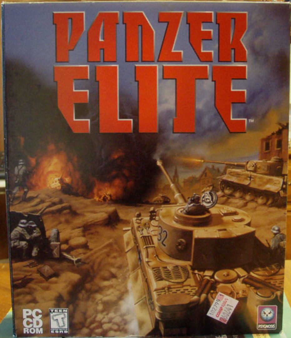 buy Panzer Elite cd key for all platform