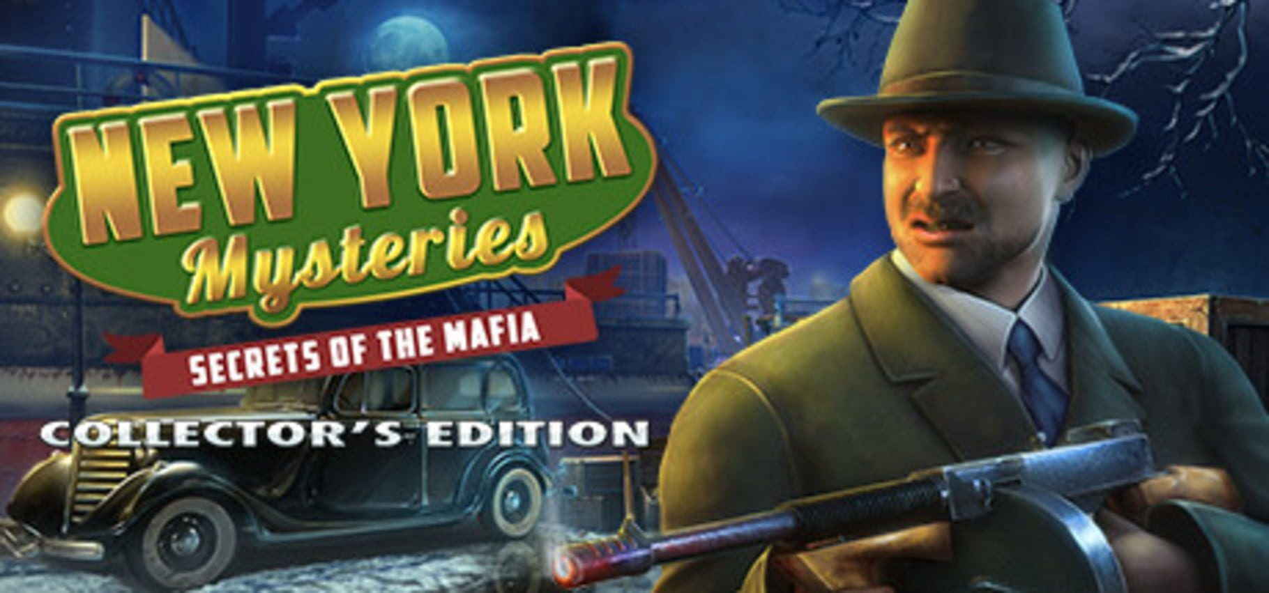 buy New York Mysteries: Secrets of the Mafia cd key for all platform