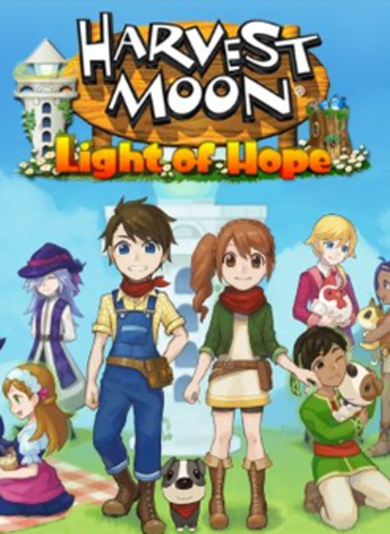 buy Harvest Moon: Light of Hope cd key for all platform