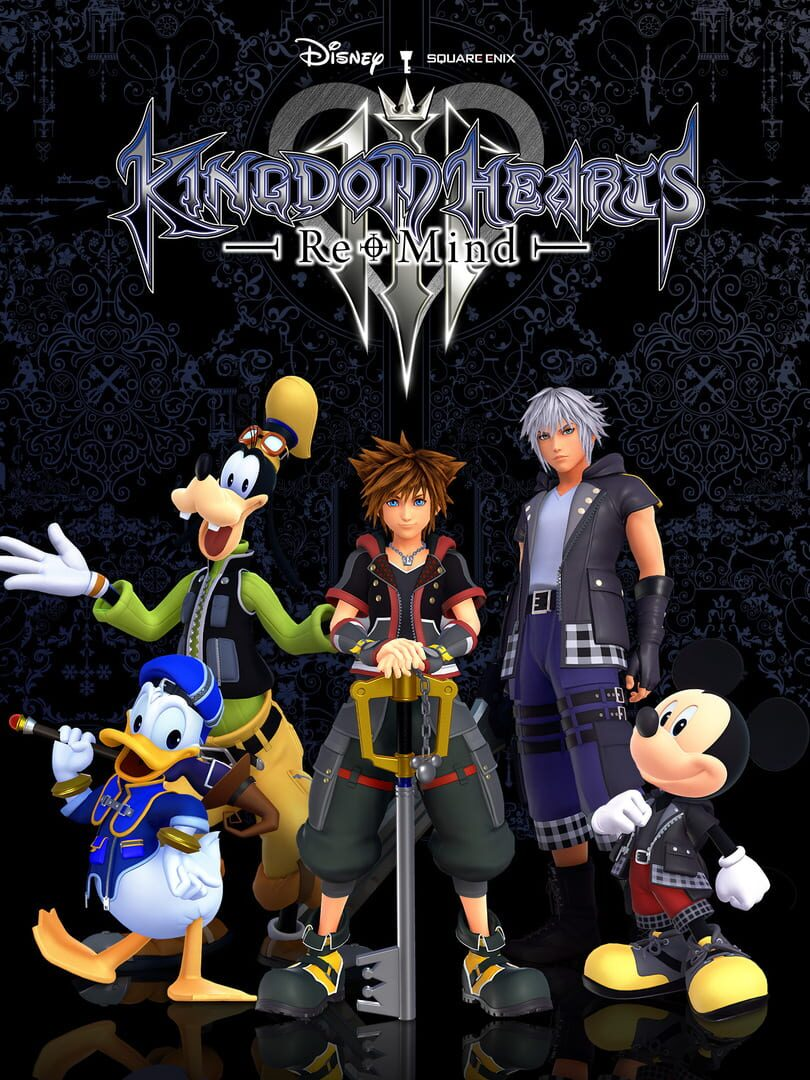 buy Kingdom Hearts III: ReMind cd key for all platform