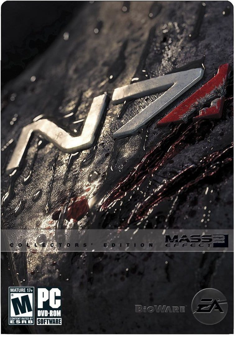 buy Mass Effect 2: Collector's Edition cd key for all platform