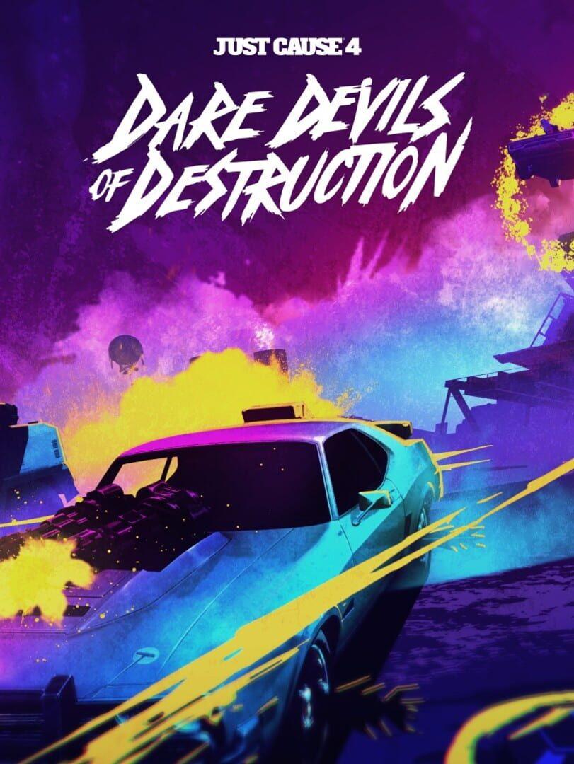 buy Just Cause 4: Dare Devils of Destruction cd key for all platform