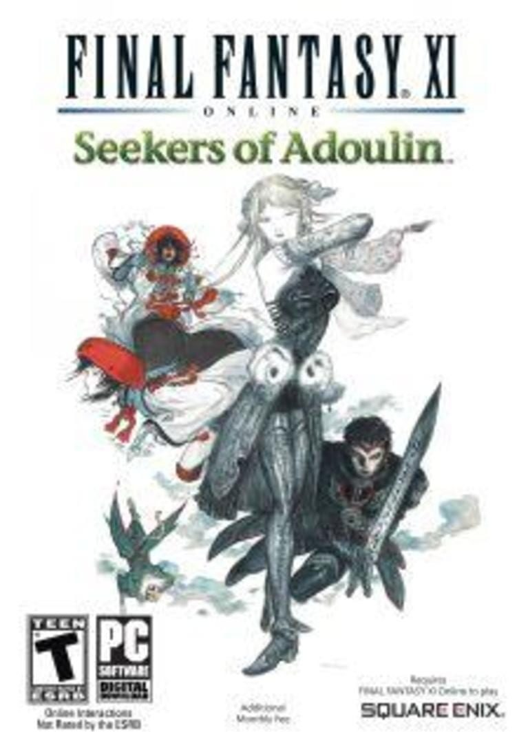 buy Final Fantasy XI: Seekers of Adoulin cd key for all platform