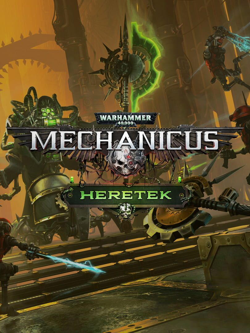 buy Warhammer 40,000: Mechanicus - Heretek cd key for all platform