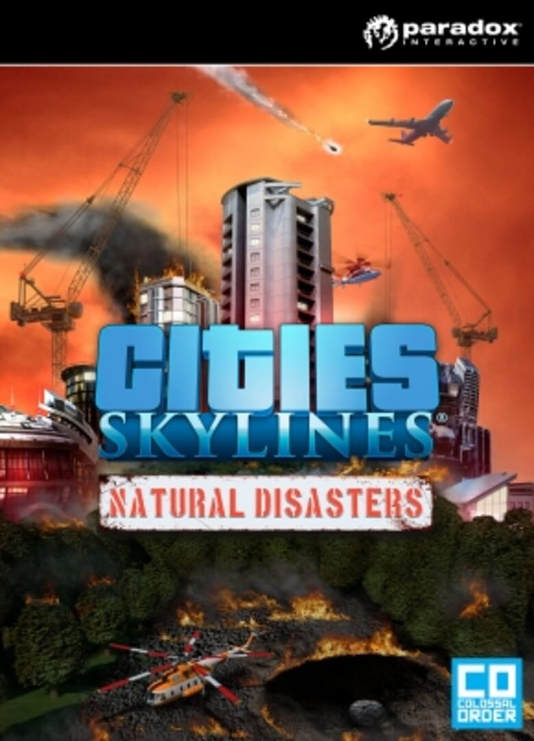 buy Cities Skylines - Natural Disasters cd key for all platform