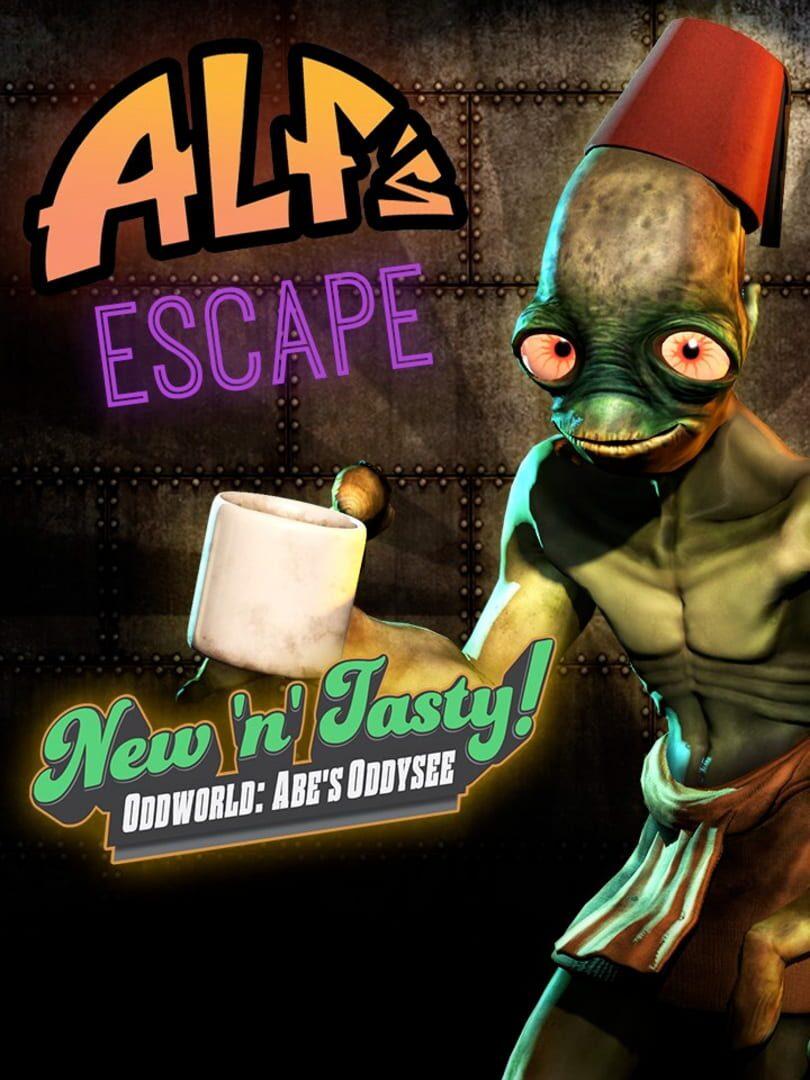 buy Oddworld: New 'n' Tasty - Alf's Escape cd key for all platform