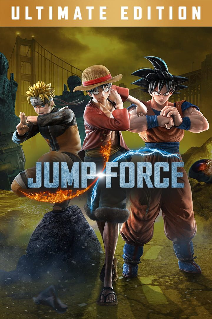 buy Jump Force: Ultimate Edition cd key for all platform
