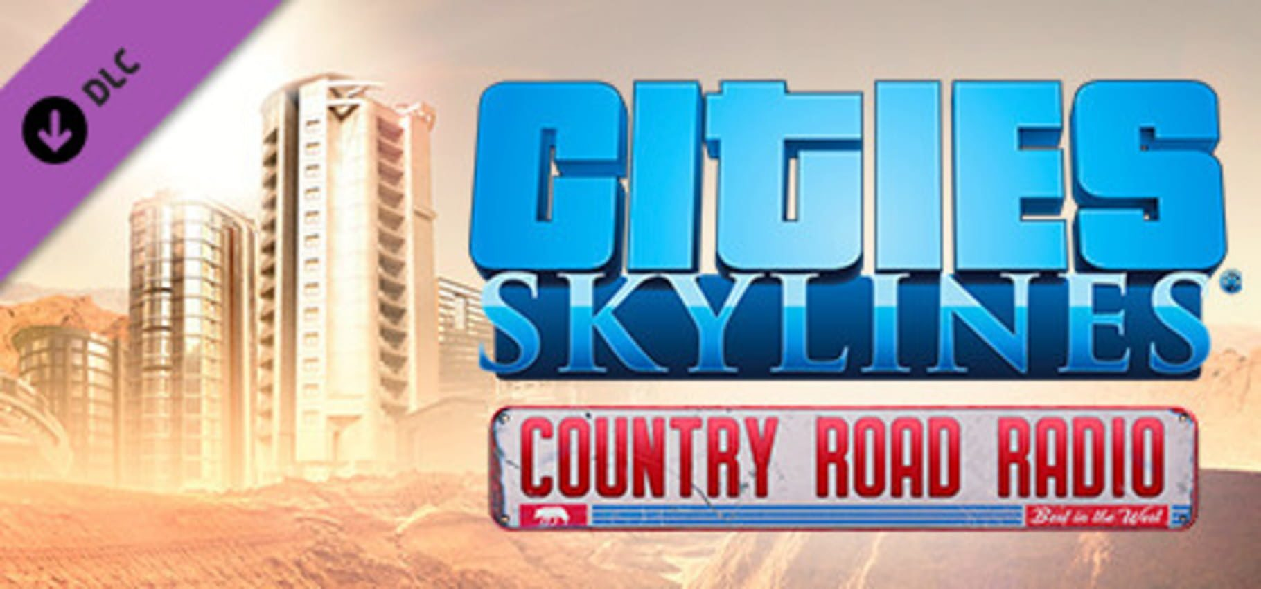 buy Cities: Skylines - Country Road Radio cd key for all platform