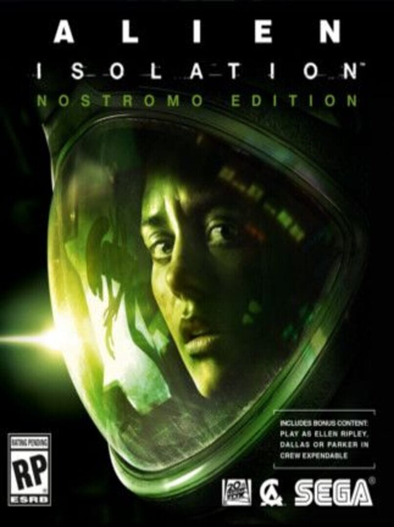 buy Alien: Isolation - Nostromo Edition cd key for all platform