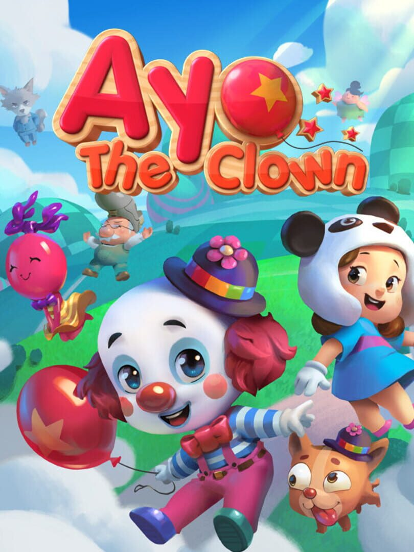 buy Ayo The Clown cd key for all platform