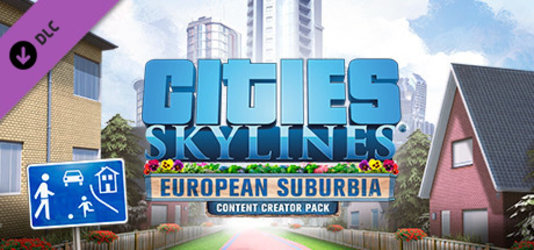 buy Cities: Skylines - Content Creator Pack: European Suburbia cd key for xbox platform