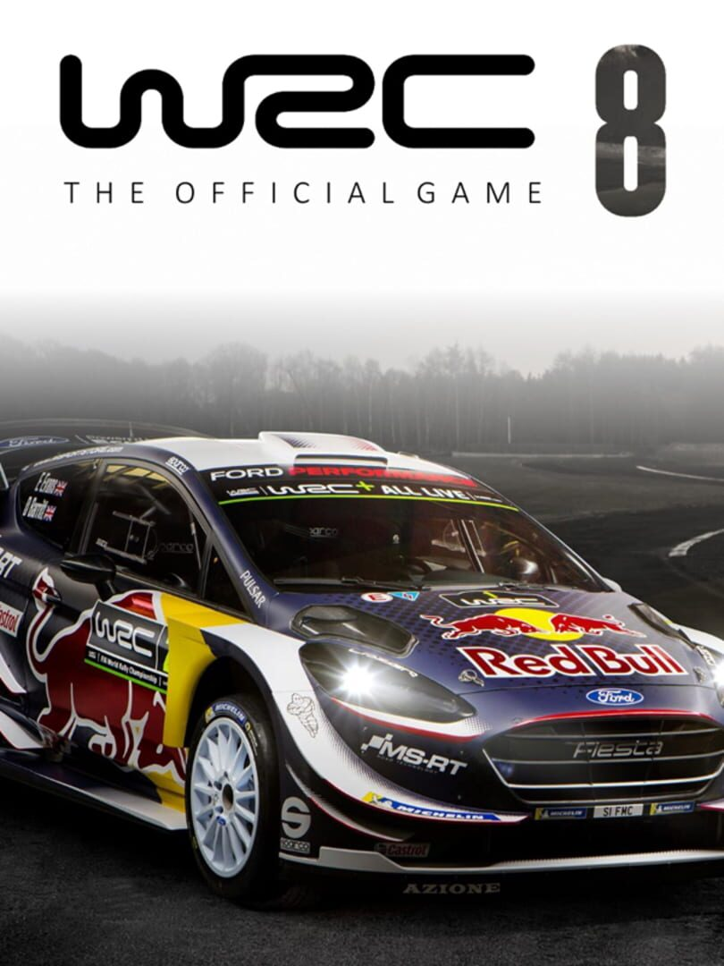 buy WRC 8 cd key for pc platform