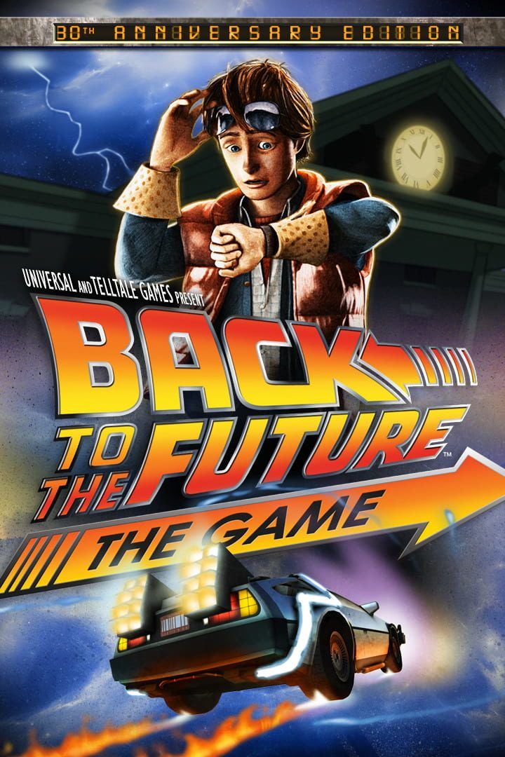 buy Back to the Future: The Game - 30th Anniversary Edition cd key for all platform