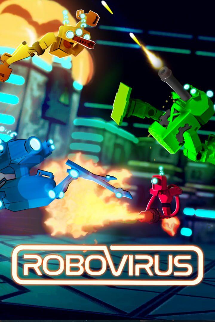buy RoboVirus cd key for all platform