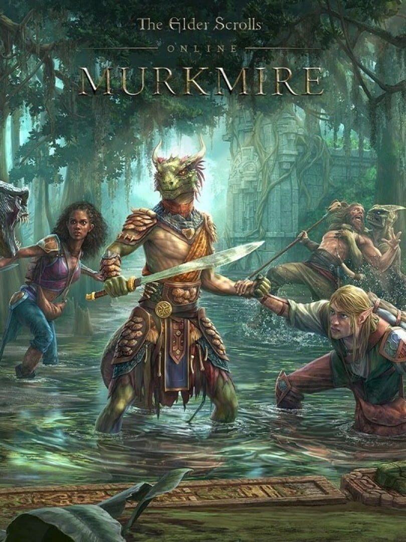 buy The Elder Scrolls Online: Murkmire cd key for all platform