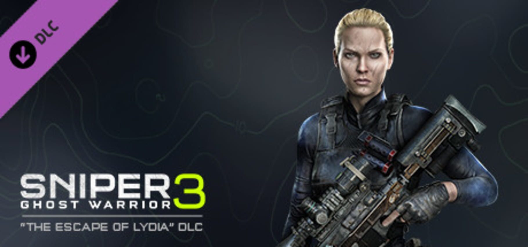 buy Sniper Ghost Warrior 3 - The Escape of Lydia cd key for all platform