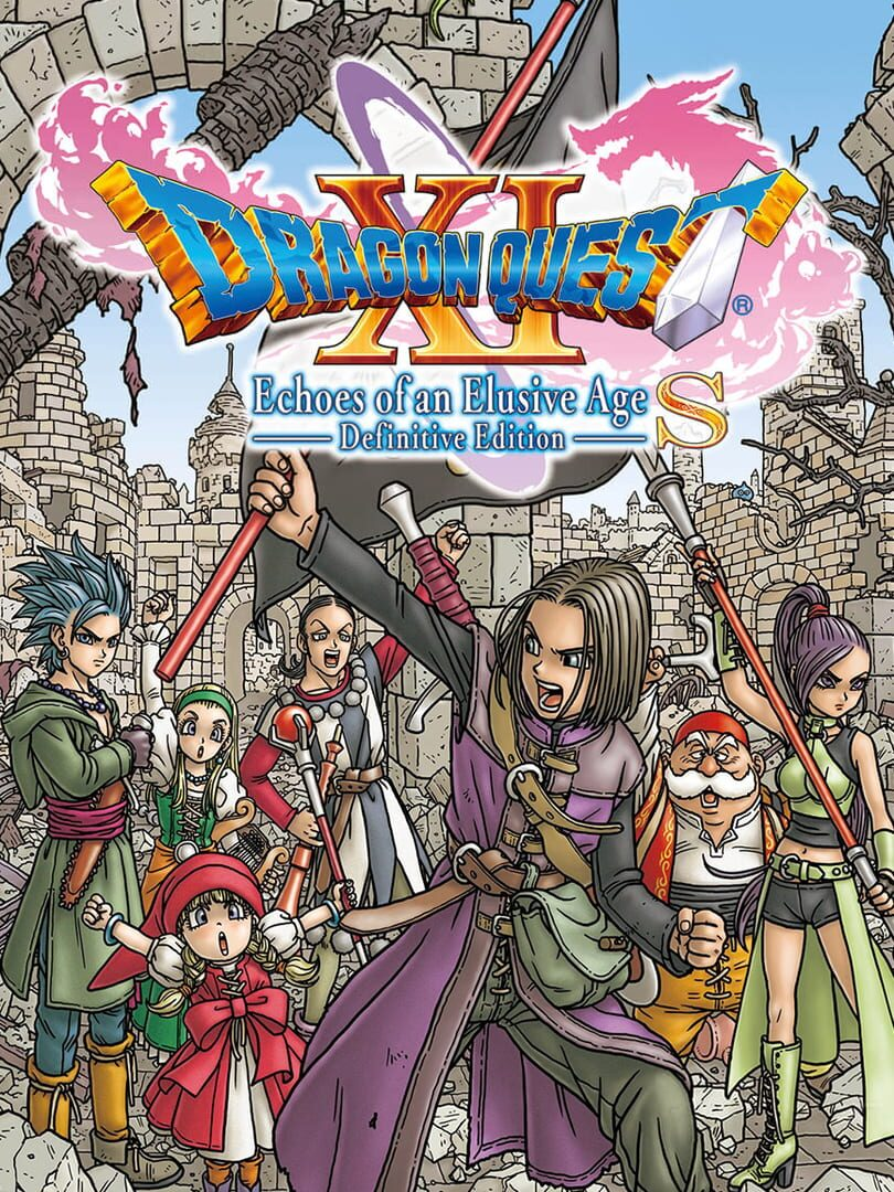 buy Dragon Quest XI S: Echoes of an Elusive Age - Definitive Edition cd key for all platform