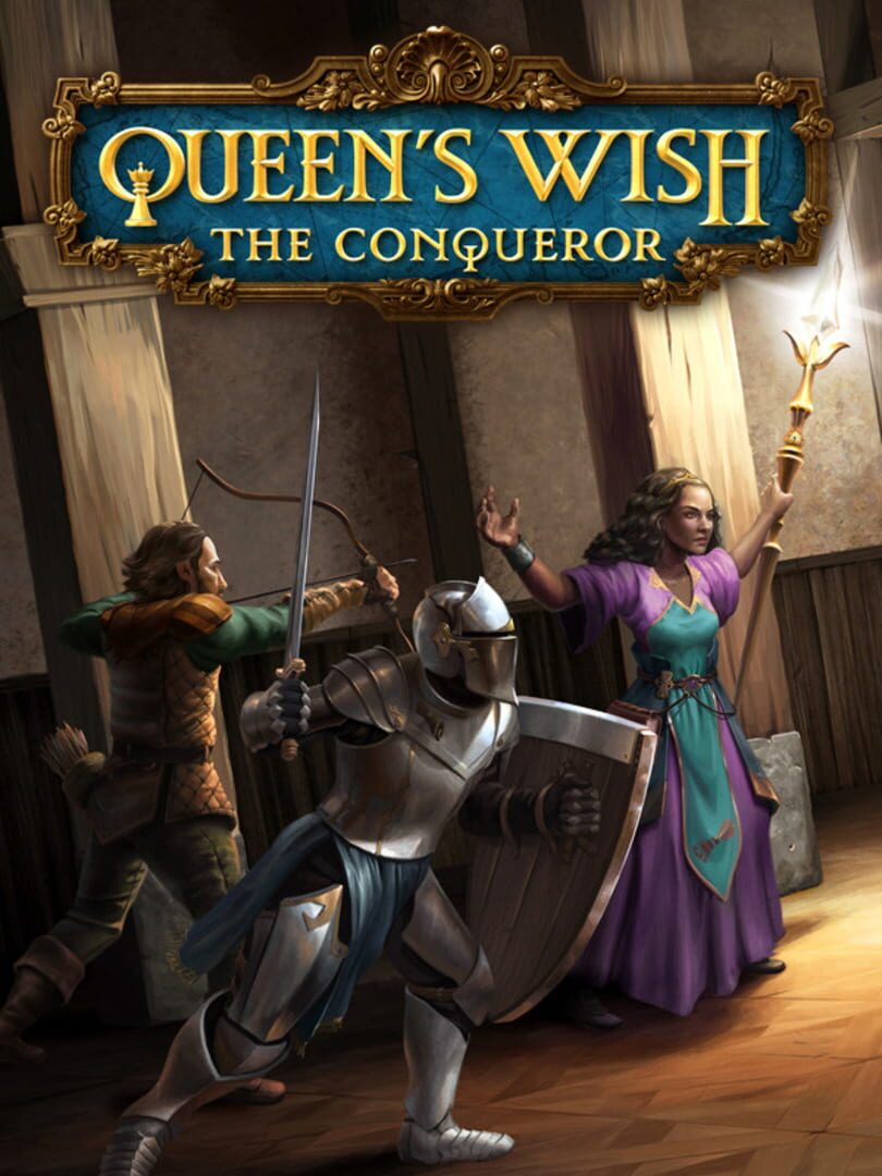 buy Queen's Wish: The Conqueror cd key for all platform