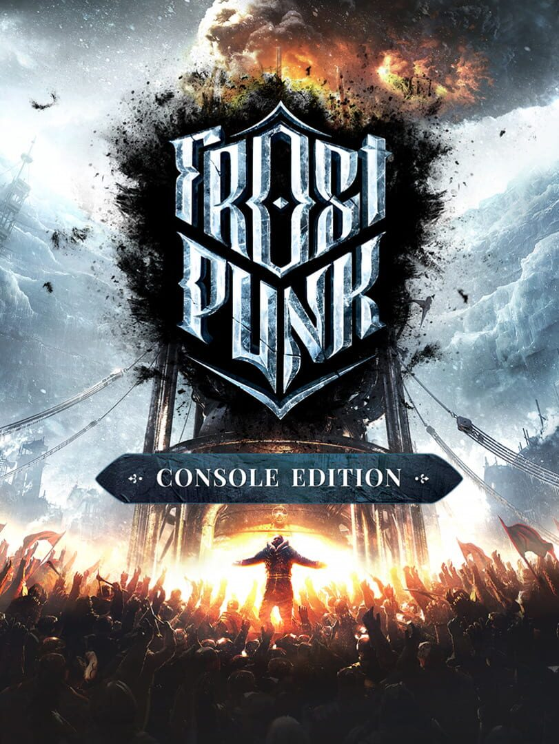buy Frostpunk: Console Edition cd key for all platform